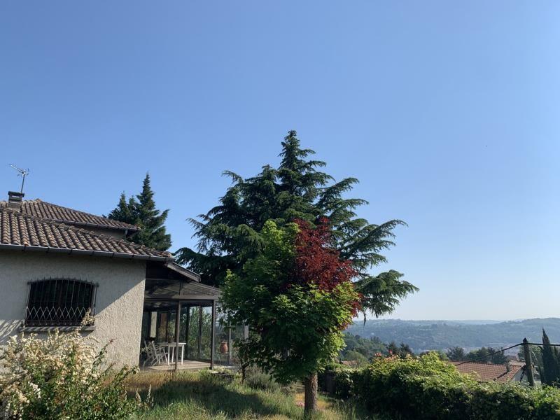 Vente maison / villa St cyr sur le rhone 420000€ - Photo 3