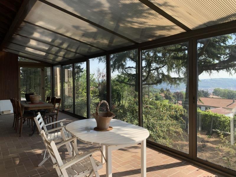 Vente maison / villa St cyr sur le rhone 420000€ - Photo 6