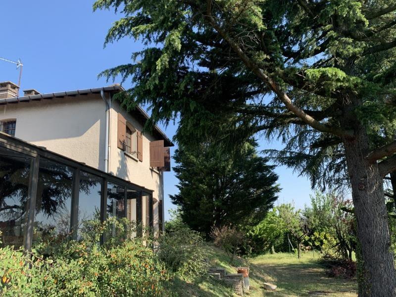 Vente maison / villa St cyr sur le rhone 420000€ - Photo 7