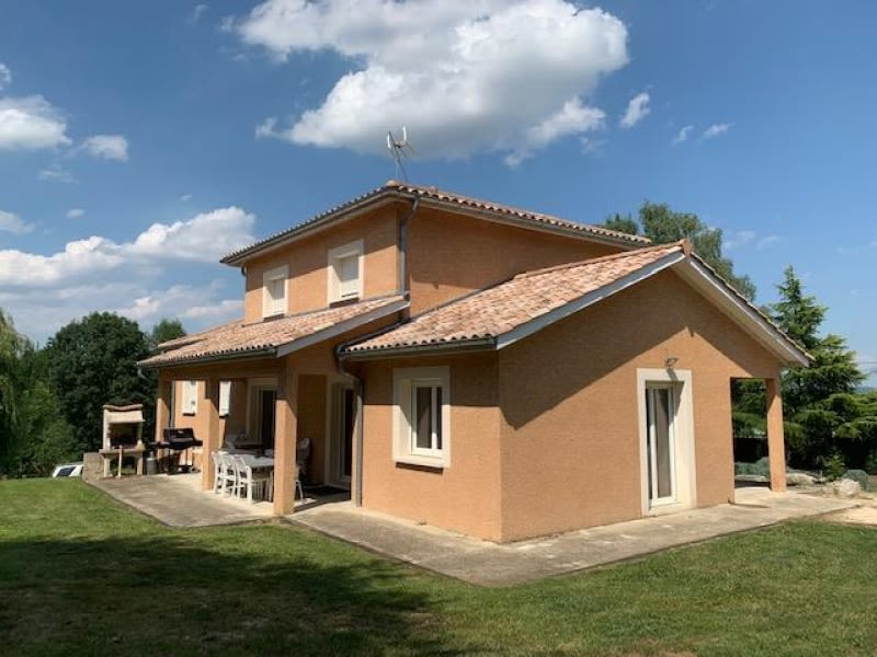 Vente maison / villa St sorlin de vienne 395000€ - Photo 1