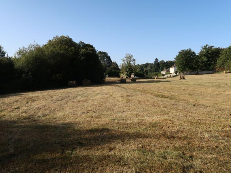 Vente terrain Bersac sur rivalier 18500€ - Photo 2