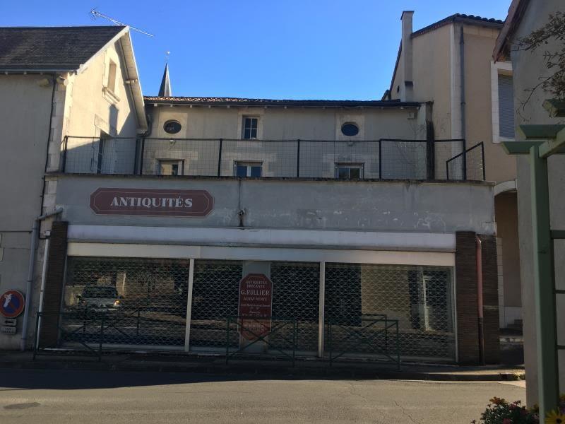 Vente maison / villa Liguge 268000€ - Photo 2