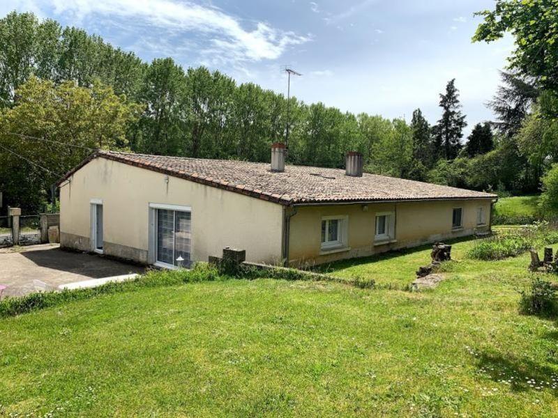Vente maison / villa Liguge 194250€ - Photo 2