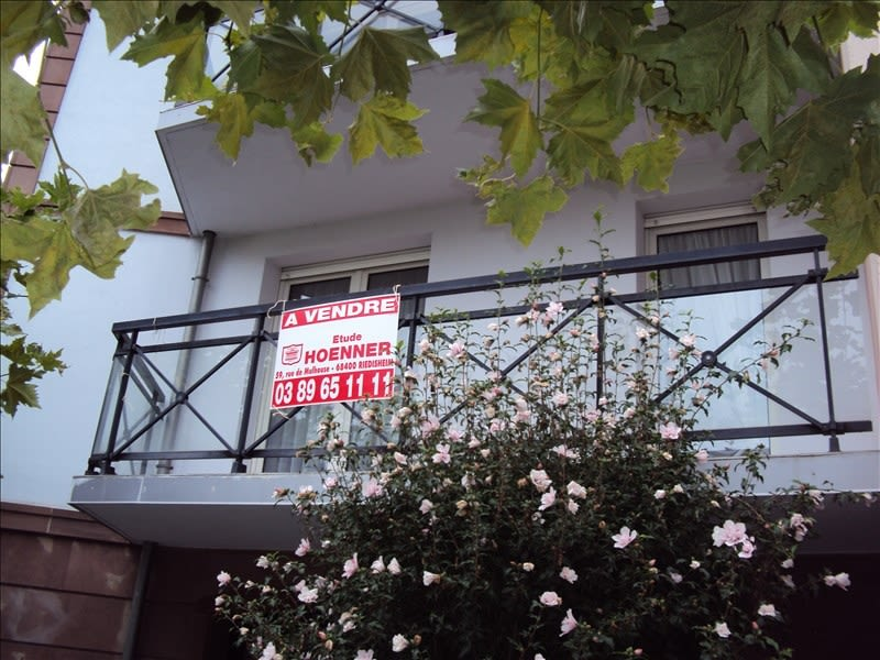 Vente appartement Riedisheim 188 000€ - Photo 9