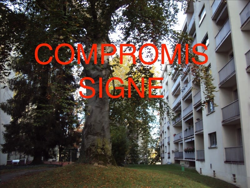 Vente appartement Mulhouse 58000€ - Photo 1