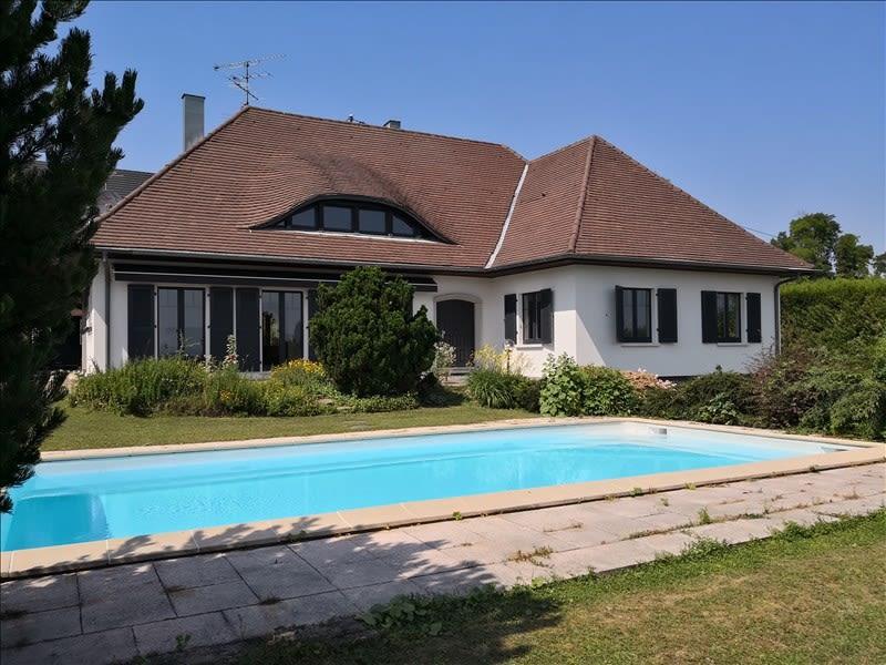 Sale house / villa Zimmersheim 740000€ - Picture 1
