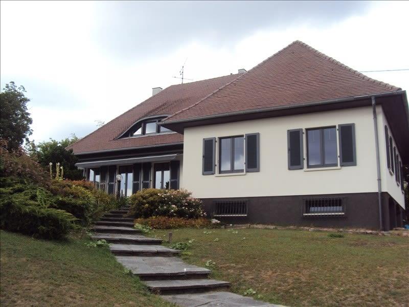 Sale house / villa Zimmersheim 740000€ - Picture 8