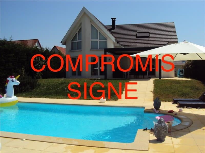 Sale house / villa Wittenheim 455000€ - Picture 1