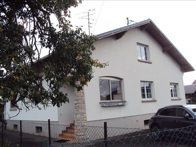 Sale house / villa Rixheim 399000€ - Picture 1