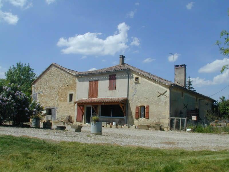 Verkoop  huis Miradoux 159000€ - Foto 1
