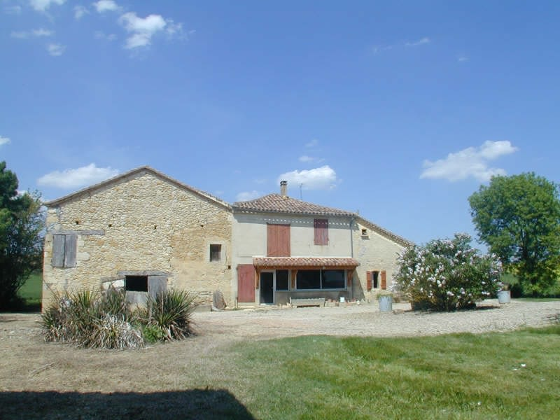 Vente maison / villa Miradoux 159000€ - Photo 2