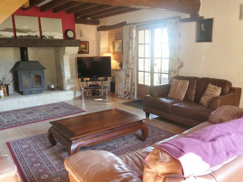 Sale house / villa Miradoux 374000€ - Picture 6