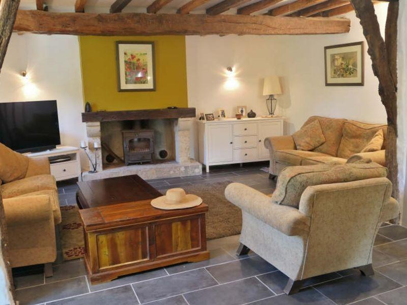 Sale house / villa Miradoux 374000€ - Picture 7