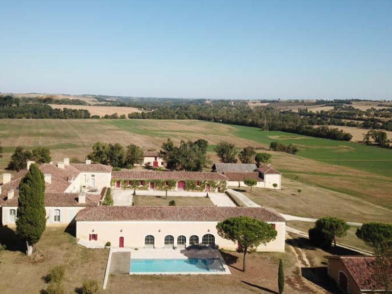 Vente de prestige maison / villa Montaut les creneaux 4700000€ - Photo 2