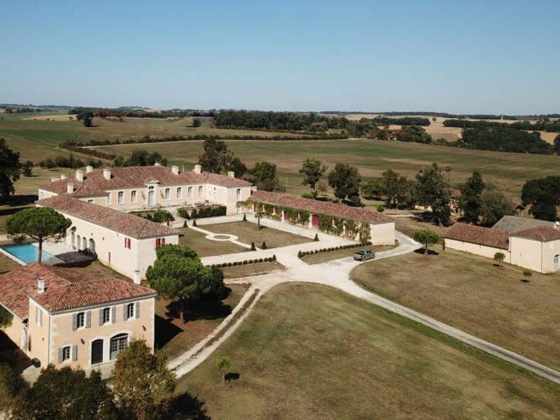 Sale house / villa Montaut les creneaux 1900000€ - Picture 2
