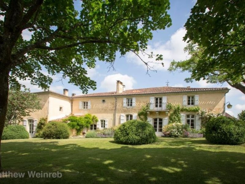 Vente maison / villa Lectoure 1 350 000€ - Photo 1