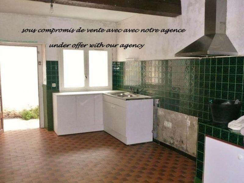 Sale house / villa Lectoure 98000€ - Picture 1