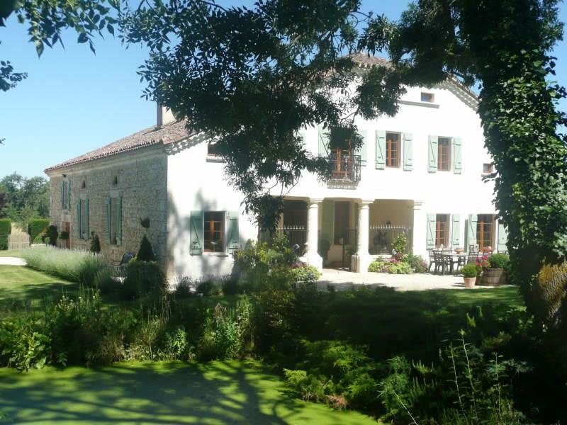 Sale house / villa St clar 575000€ - Picture 2