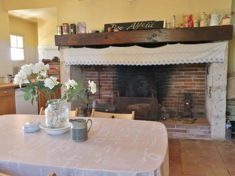 Sale house / villa St clar 349000€ - Picture 6
