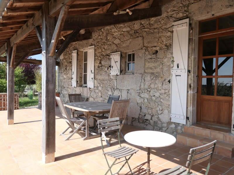 Sale house / villa St clar 349000€ - Picture 9