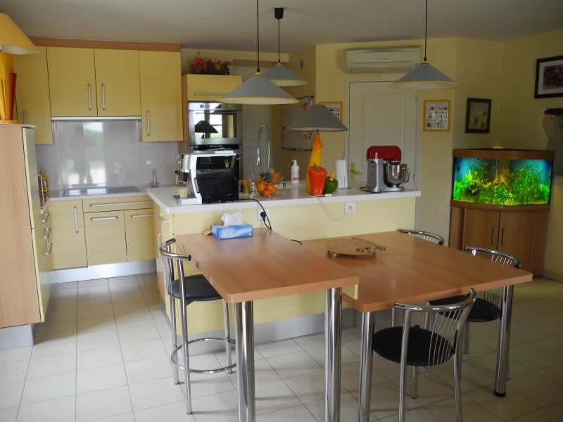 Sale house / villa La romieu 398000€ - Picture 5