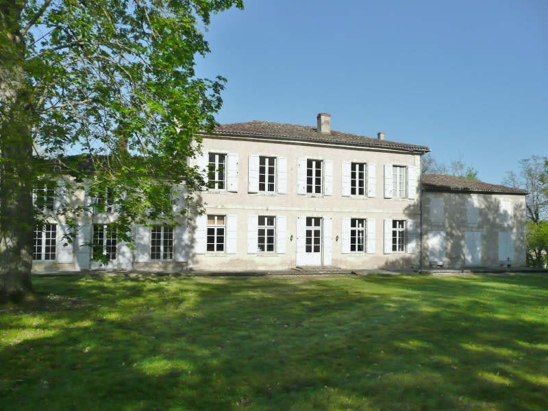 Vente maison / villa Lectoure 840 000€ - Photo 1