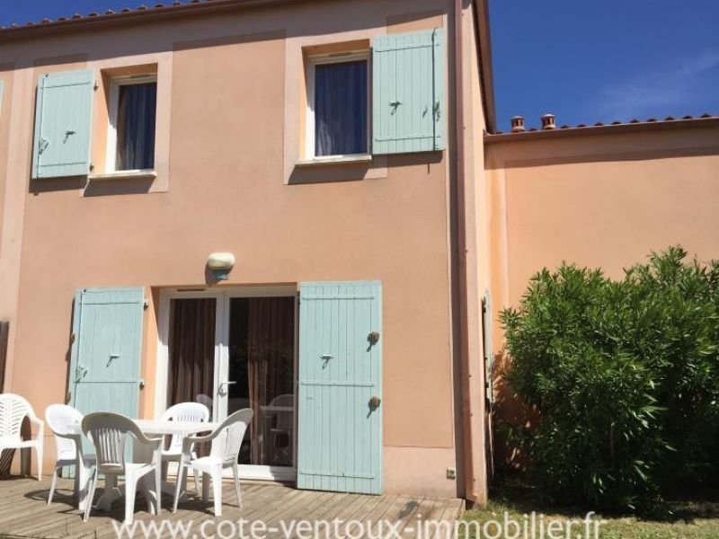 Vente maison / villa Aubignan 117 000€ - Photo 2
