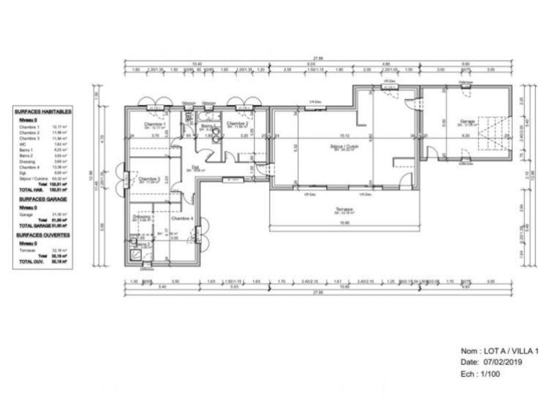 Vente maison / villa Carpentras 421000€ - Photo 3