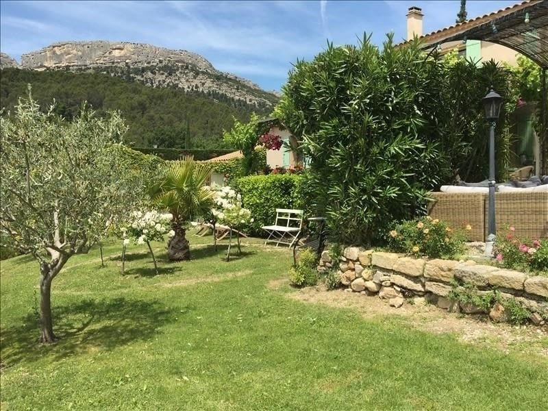 Vente maison / villa Beaumes de venise 680000€ - Photo 3