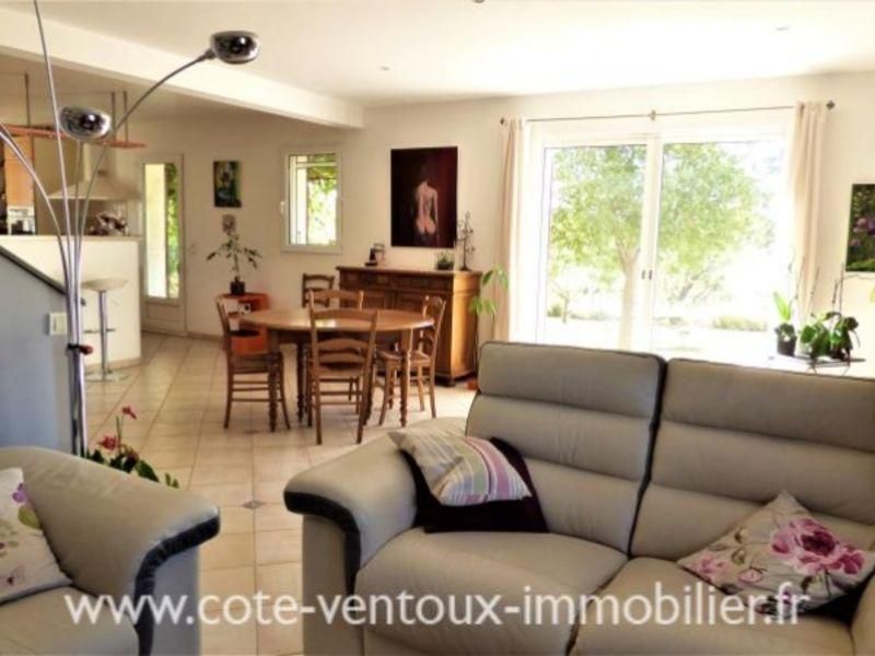 Vente maison / villa Aubignan 449000€ - Photo 2