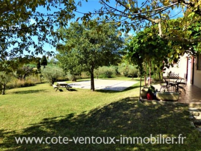 Vente maison / villa Aubignan 449000€ - Photo 4