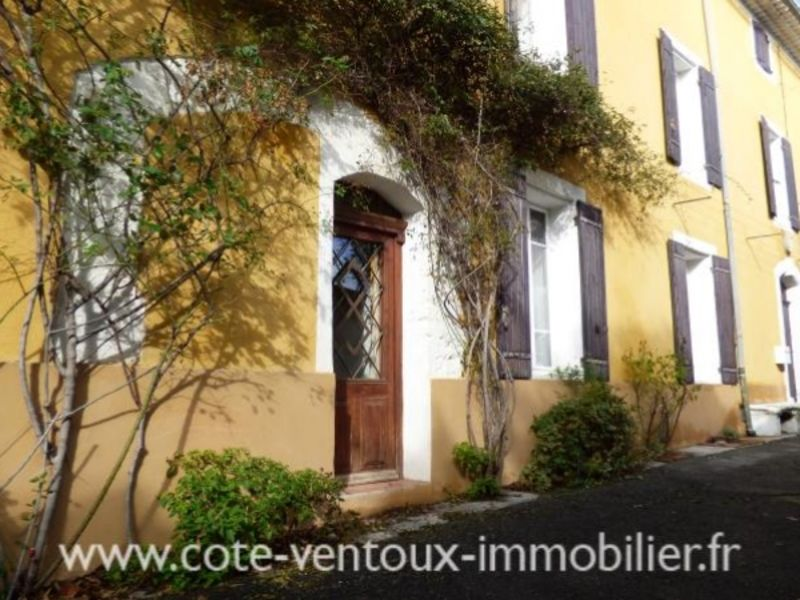 Vente maison / villa Caromb 280 000€ - Photo 1