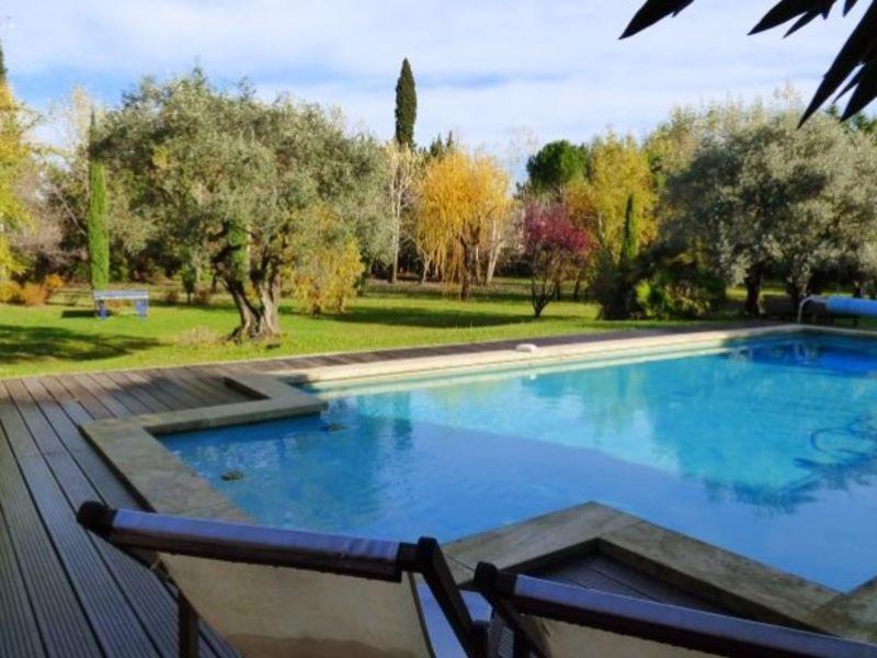 Vente maison / villa Carpentras 620000€ - Photo 4