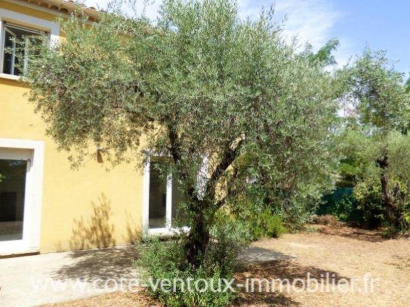 Vente maison / villa Carpentras 220000€ - Photo 1