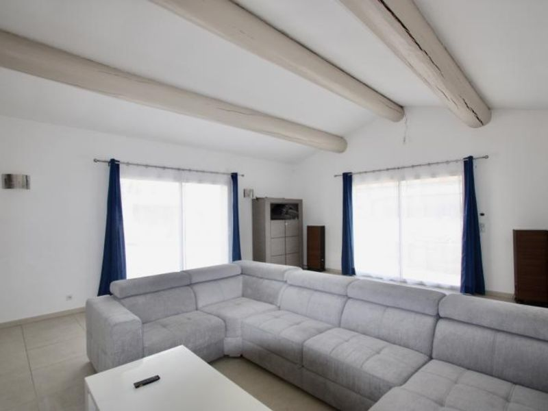 Vente maison / villa Violes 493000€ - Photo 4