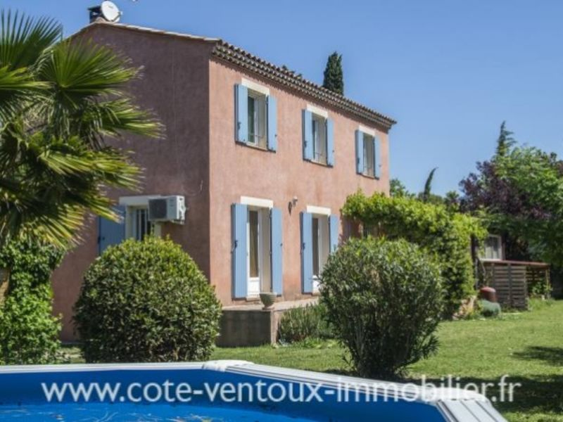 Verkoop  huis Aubignan 309000€ - Foto 1
