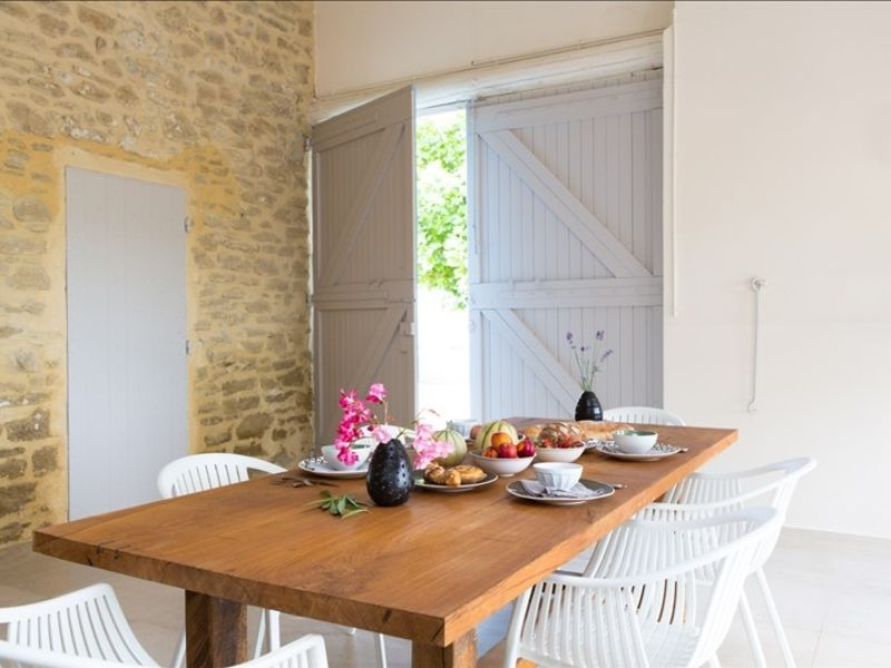 Vente maison / villa Vacqueyras 525000€ - Photo 5