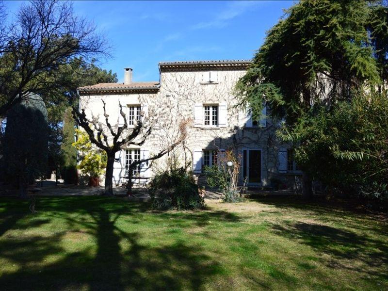 Vente maison / villa Pernes les fontaines 728000€ - Photo 1