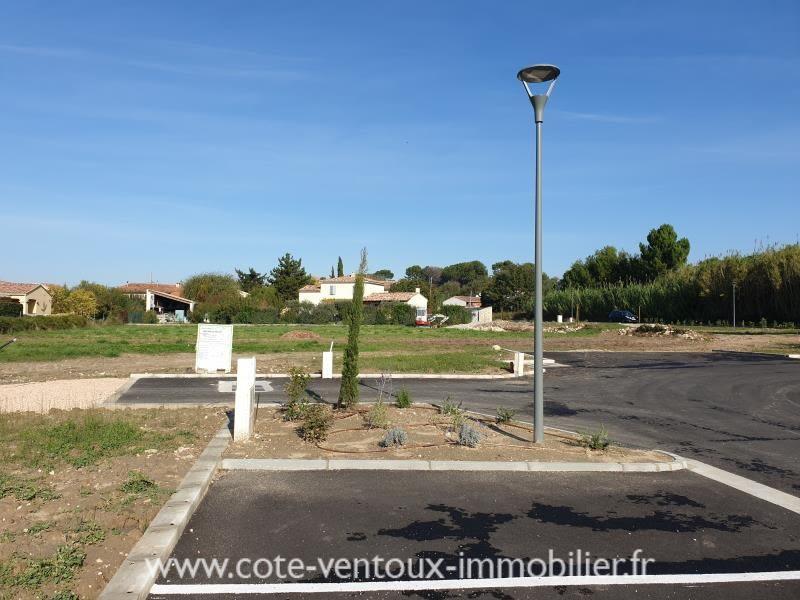 Sale site Carpentras 118500€ - Picture 1