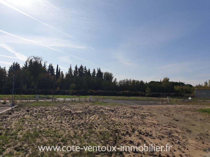 Verkoop  stukken grond Carpentras 118500€ - Foto 2