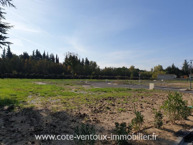 Verkoop  stukken grond Carpentras 118500€ - Foto 3