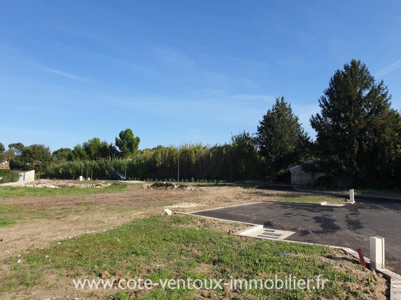 Sale site Carpentras 121000€ - Picture 1