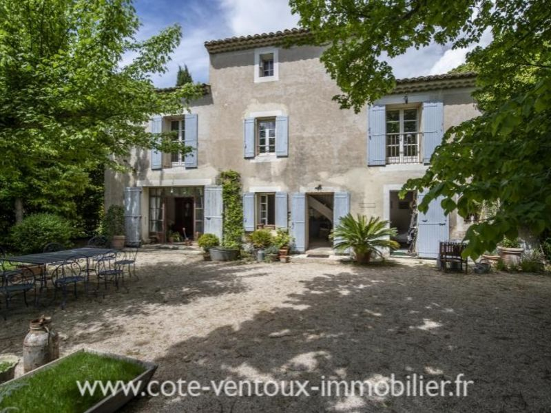 Vente maison / villa Sarrians 475 000€ - Photo 1