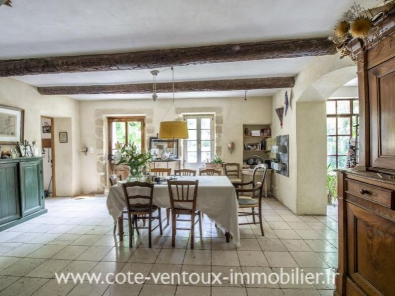 Vente maison / villa Sarrians 475 000€ - Photo 2