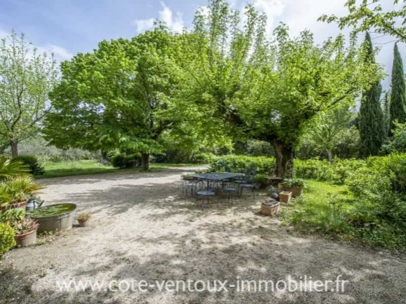 Vente maison / villa Sarrians 475 000€ - Photo 4