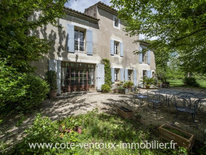 Vente maison / villa Sarrians 475 000€ - Photo 8
