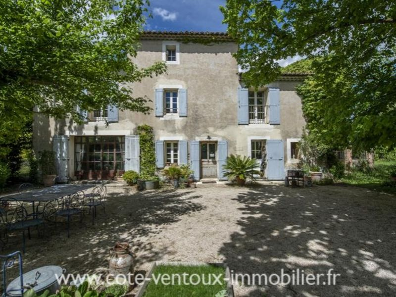 Vente maison / villa Sarrians 475 000€ - Photo 9