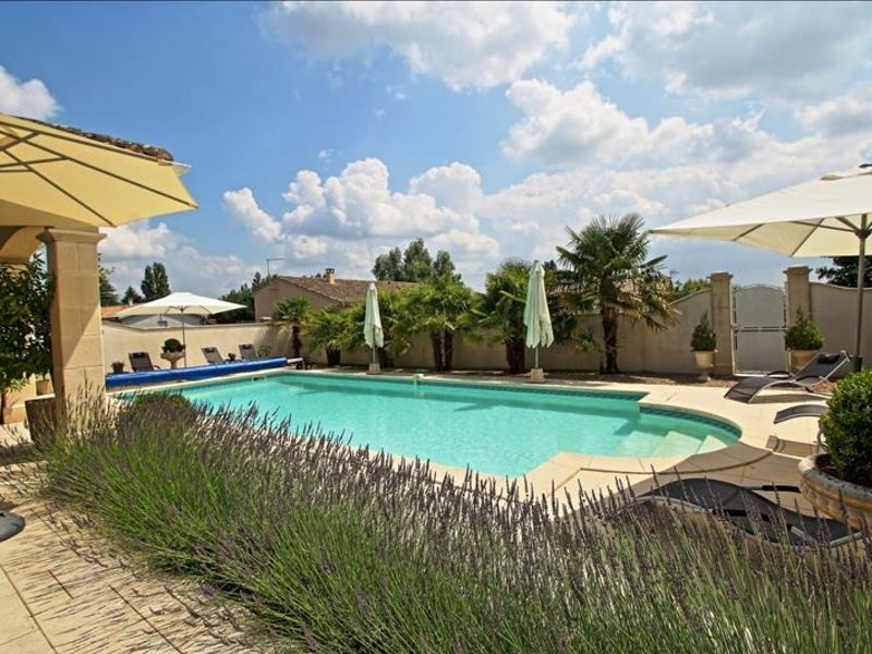 Vente maison / villa St emilion 598500€ - Photo 3