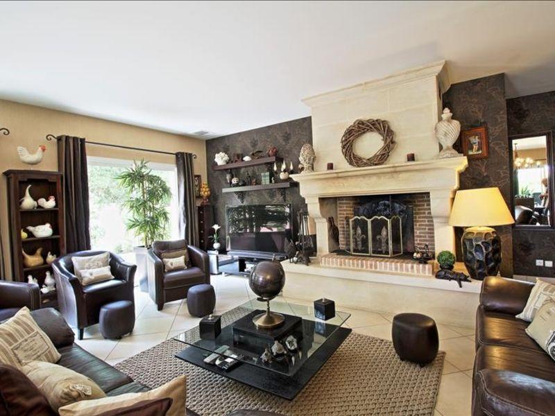 Vente maison / villa St emilion 598500€ - Photo 7