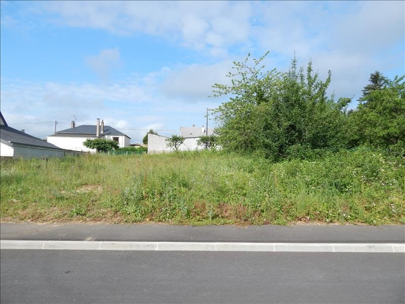Vente terrain Vendome 96 000€ - Photo 1